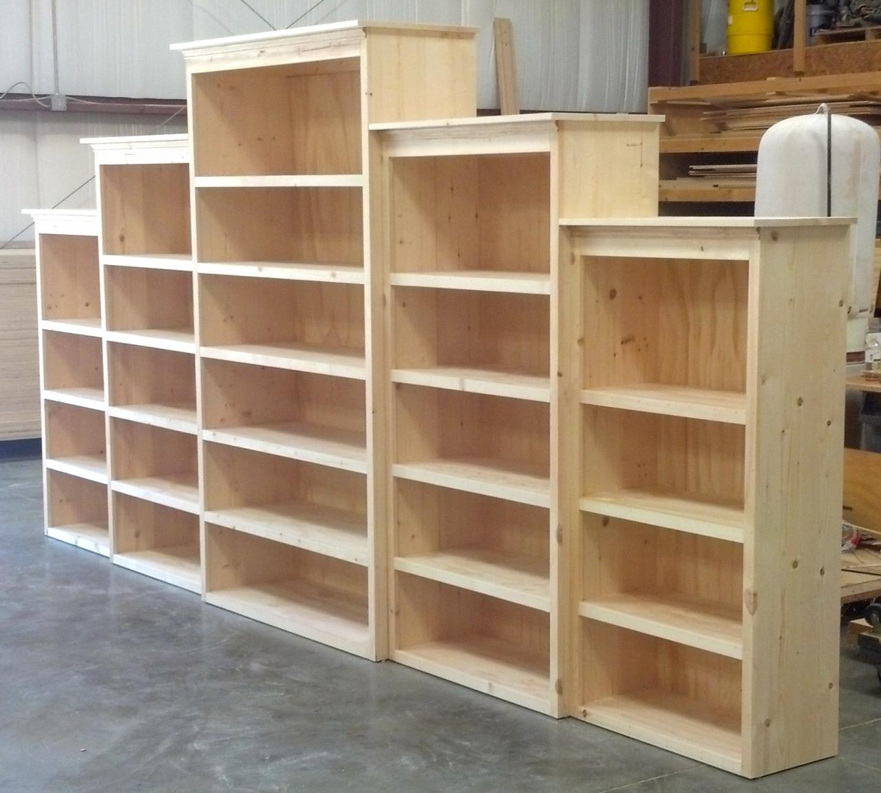 Rustic Wood Retail Store Product Display Fixtures amp Shelving Idea Photo Gallery Bookcase